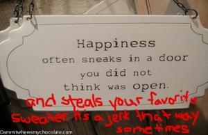 10.HappinessStealsSweaters