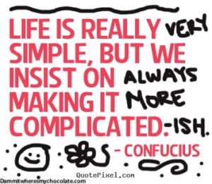 30.Complicated