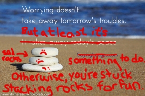 58.Worrying
