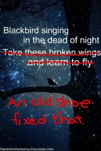 82.BlackbirdSinging